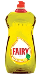 Εικόνα της Fairy ultra πιάτων χεριού λεμόνι 1.5lt