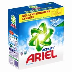 Εικόνα της Ariel σκόνη πλυντηρίου alpine 35 μεζούρες