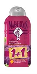 Εικόνα της Le Petit Marseillais σαμπουάν για βαμμένα μαλλιά  300ml +300ml δώρο