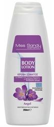 Εικόνα της Miss sandy κρέμα σώματος angel 250ml