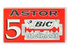 Εικόνα της BIC ASTOR 5 ΤΕΜΑΧΙΩΝ ΛΕΠΙΔΑ