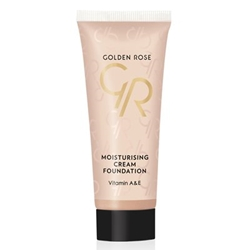 Εικόνα της GOLDEN ROSE MAKE-UP MOISTURIZING CREAM N05  VITAMIN A&E   ( 35ml)