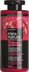 Εικόνα της Farcom Mea Natura Pomegranate Κρέμα Μαλλιών Λάμψη στο Χρώμα & Προστασία Νεότητας 300ML