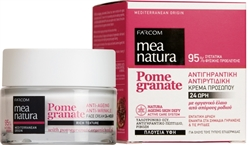 Εικόνα της Farcom Mea Natura Pomegranate Αντιγηραντική / Αντιρυτιδική 24ώρη Κρέμα Προσώπου 50ml