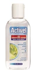 Εικόνα της Farcom Activel Plus Gel Καθαρισμού Χεριών 80ml