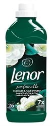 Εικόνα της Lenor μαλακτικό emerald & ivory flower 26 μεζούρες
