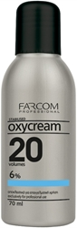 Εικόνα της Farcom Oxycream 20 Volume 6% 70ml