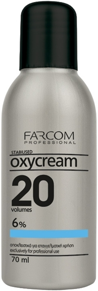 Εικόνα από Farcom Oxycream 20 Volume 6% 70ml