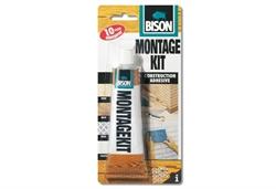 Εικόνα της BISON  montagekit Κόλλα 125gr