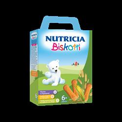 Εικόνα της NUTRICIA ΒΡΕΦΙΚΑ ΜΠΙΣΚΟΤΑ 180GR
