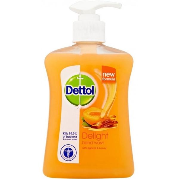 Εικόνα από DETTOL LIQUID SOAP ΜΕΛΙ  250ML