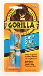 Εικόνα της GORILLA SUPER GLUE  2X3gr