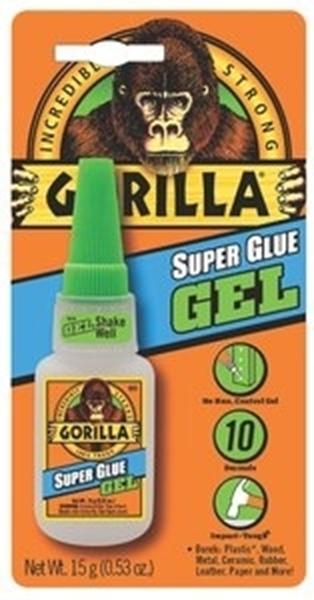 Εικόνα από GORILLA SUPER GLUE GEL 15gr