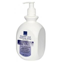 Εικόνα της ABENA Υγρό σαπούνι για σώμα & μαλλιά χωρίς χρωστικές, με άρωμα 500ml