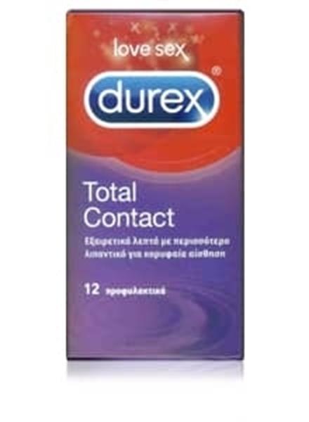 Εικόνα από Durex Total Contact 12 τεμ.