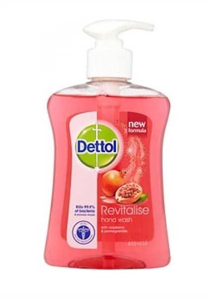 Εικόνα από DETTOL LIQUID SOAP ΡΟΔΙ  250ML