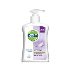 Εικόνα της DETTOL LIQUID SOAP SENSITIVE 250ML