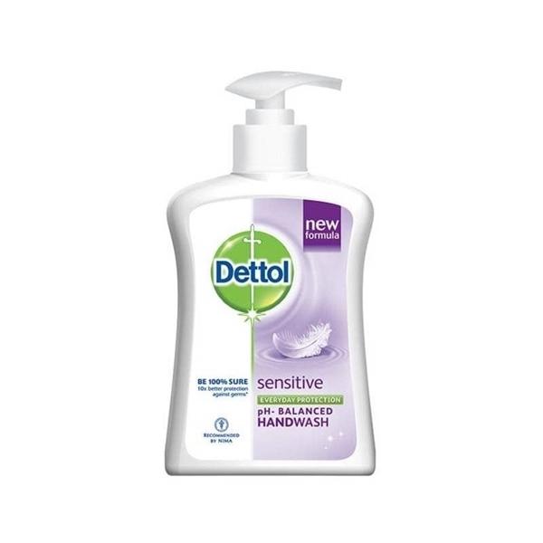 Εικόνα από DETTOL LIQUID SOAP SENSITIVE 250ML