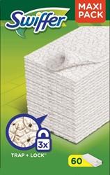 Εικόνα της Swiffer dry ανταλλακτικά πανάκια 60 τεμαχίων