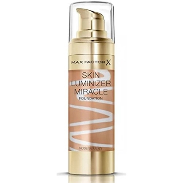 Εικόνα από Max Factor Skin Luminizer Miracle Foundation 65 Rose Beige 30ml