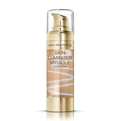 Εικόνα της Max Factor Skin Luminizer Miracle Foundation 45 Warm Almond 30ml