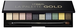 Εικόνα της L'Oreal Colour Riche La Palette GOLD 7gr