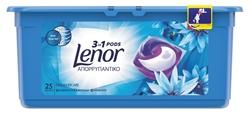 Εικόνα της Lenor pods υγρές κάψουλες 3-1 ocean escape 25 τεμαχίων