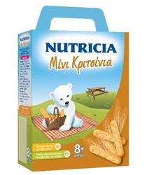 Εικόνα της NUTRICIA ΜΙΝΙ ΚΡΙΤΣΙΝΙΑ 180GR