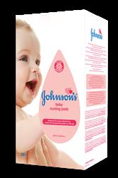 Εικόνα της JOHNSON'S BABY ΕΠΙΘΕΜΑΤΑ ΣΤΗΘΟΥΣ ΛΕΥΚΑ 30 ΤΕΜΑΧΙΑ