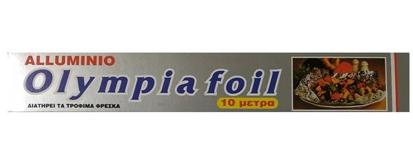 Εικόνα από OLYMPIA FOIL ΑΛΟΥΜΙΝΟΧΑΡΤΟ 10mΧ29cm