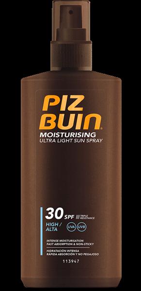 Εικόνα από PIZ BUIN IN SUN ULTRA LIGHT SPRAY  SPF30 200ML
