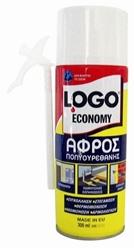 Εικόνα της LOGO ΑΦΡΟΣ ΠΟΛΥΟΥΡΕΘΑΝΗΣ ECONOMY 300ML