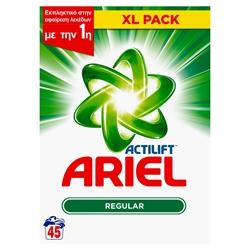 Εικόνα της Ariel σκόνη πλυντηρίου κανονικό 45 μεζούρες