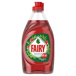 Εικόνα της Fairy ultra πιάτων χεριού clean & fresh floral 400ml