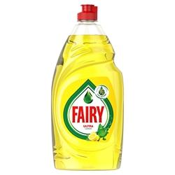 Εικόνα της Fairy ultra πιάτων χεριού λεμόνι 900ml