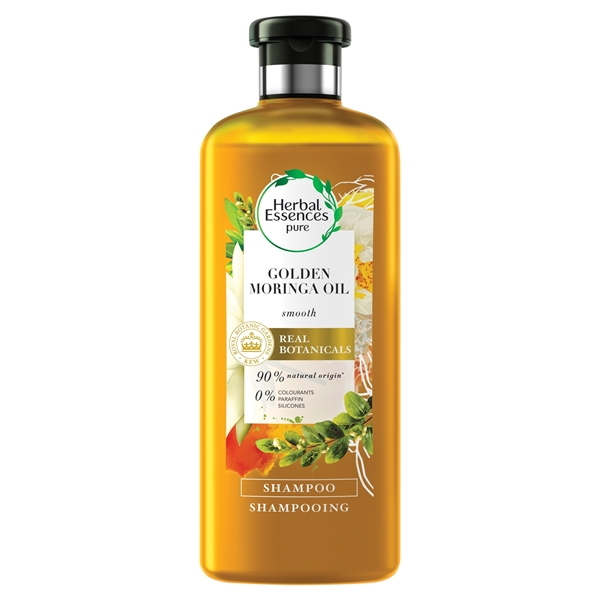 Εικόνα από Herbal essences σαμπουάν gold moringa 400 ml