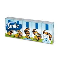 Εικόνα της Smile χαρτομάντηλα 10 τεμαχίων