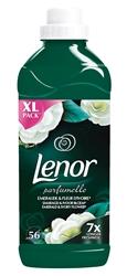 Εικόνα της Lenor μαλακτικό emerald & ivory flower 56 μεζούρες