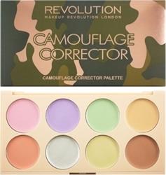 Εικόνα της Revolution Beauty Revolution Camouflage Corrector Palette 13gr