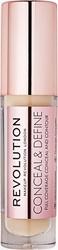 Εικόνα της Revolution Beauty Conceal & Define Concealer C5 4gr