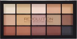 Εικόνα της Revolution Beauty Re-Loaded Palette Basic Mattes