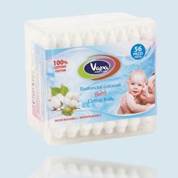 Εικόνα της Vapa Cotton Baby  56τεμ.