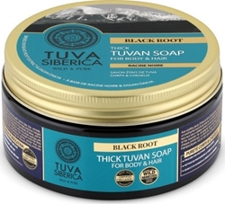 Εικόνα της Natura Siberica Thick Tuvan Hair & Body Soap 300ml