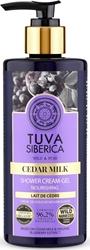 Εικόνα της Natura Siberica Tuva Siberica Wild Pure Nourishing Shower Cream-Gel Cedar Milk 300ml