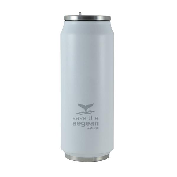Εικόνα από Estia Travel Cup Save The Aegean White Matte 0.5lt