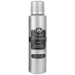 Εικόνα της Tesori d'oriente Deodorante WHITE MUSK  150ML