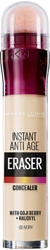 Εικόνα της Maybelline Instant Age Rewind Eraser Dark Circles Treatment 00 Ivory 6ml
