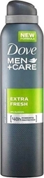 Εικόνα της Dove Men Care Extra Fresh Spray 150ml