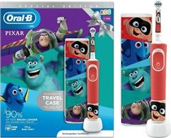Εικόνα της Oral-b επαναφορτιζόμενη οδοντόβουρτσα vitality kids pixar 3+ +travel case