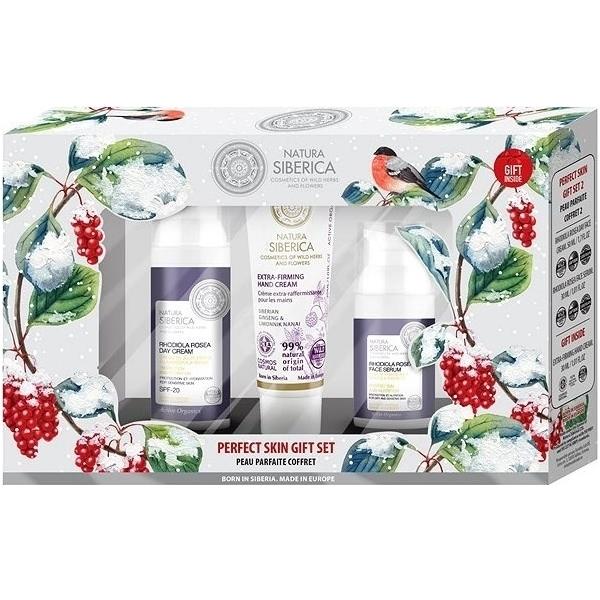 Εικόνα από Natura Siberica Snow Rhodiola Perfect Skin Gift Set